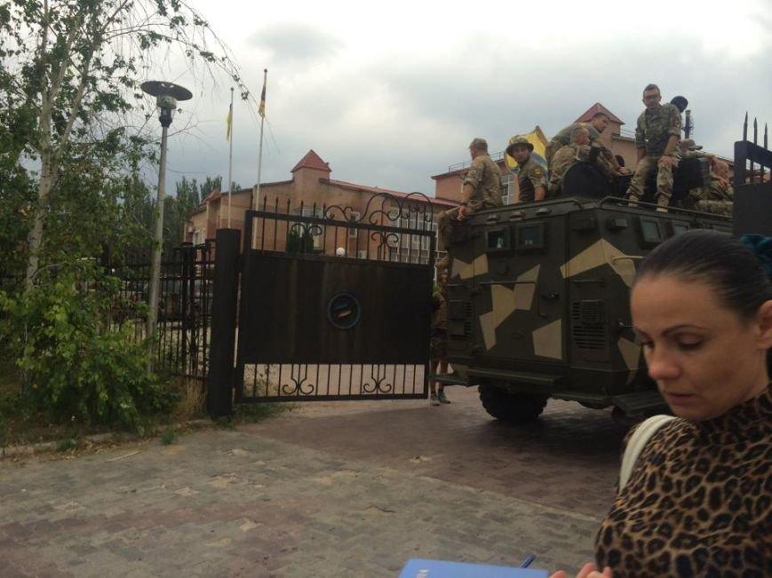 «Азовцы» показали, как они обжились на двух базах под Мариуполем (ФОТО+ВИДЕО), фото-1