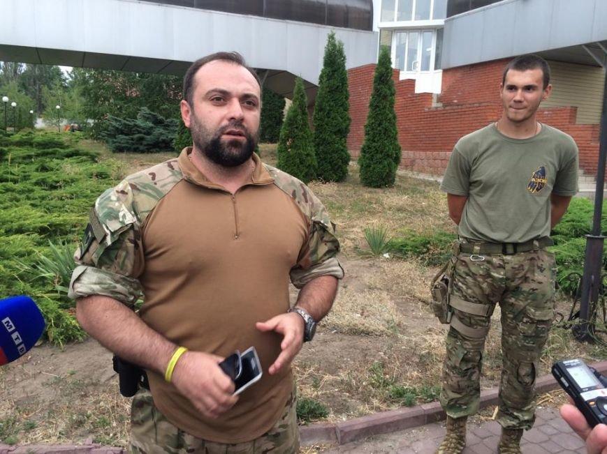 «Азовцы» показали, как они обжились на двух базах под Мариуполем (ФОТО+ВИДЕО), фото-4