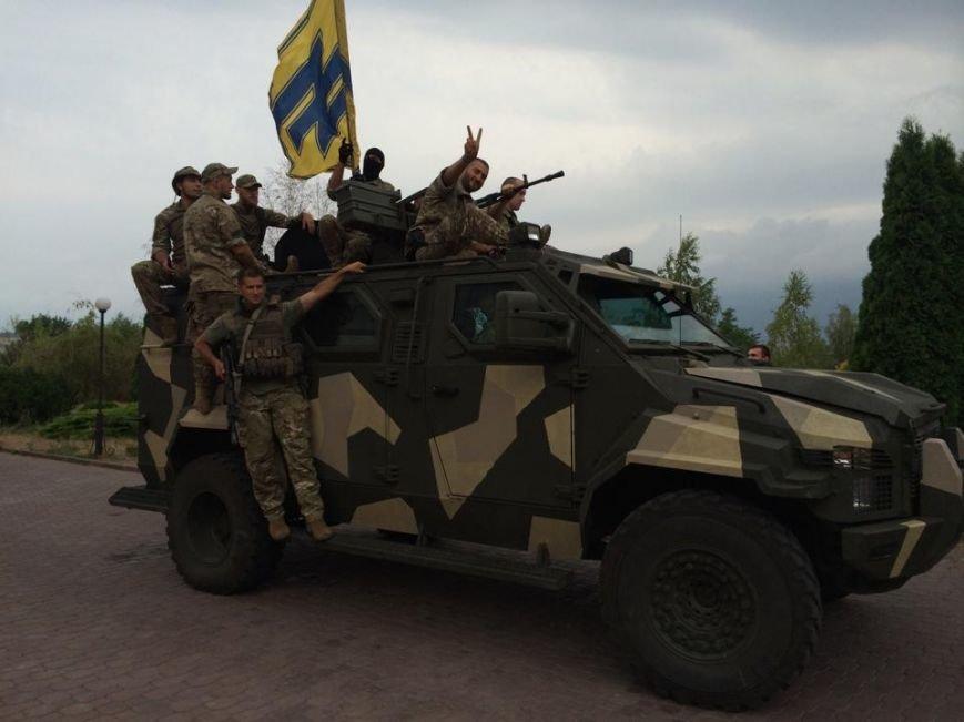 «Азовцы» показали, как они обжились на двух базах под Мариуполем (ФОТО+ВИДЕО), фото-2