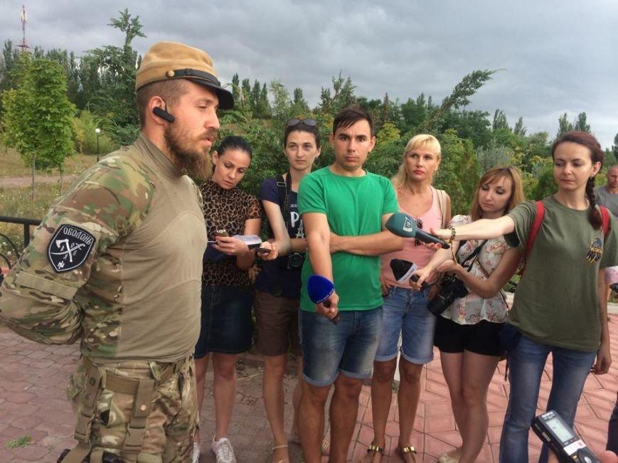 «Азовцы» показали, как они обжились на двух базах под Мариуполем (ФОТО+ВИДЕО), фото-5