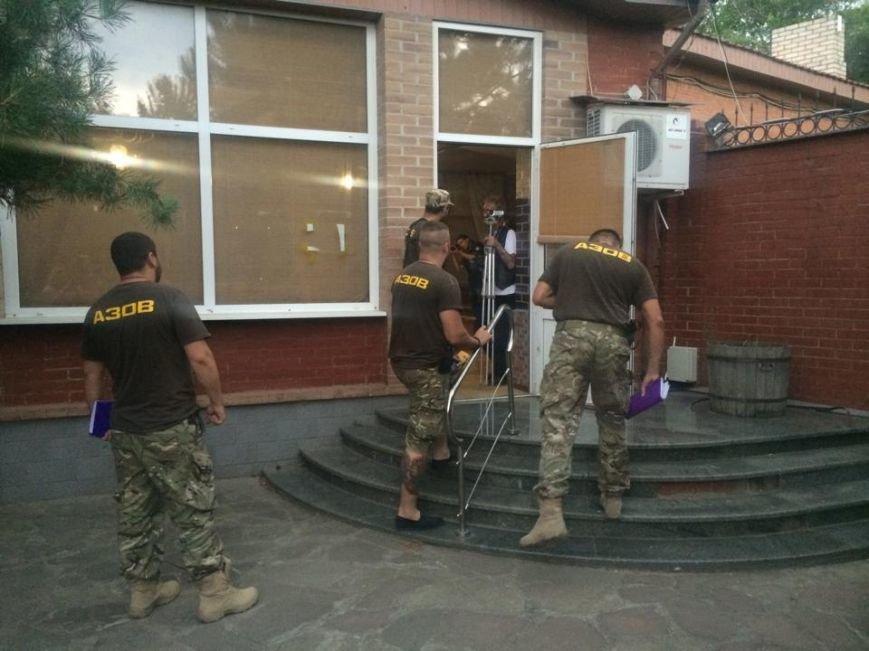«Азовцы» показали, как они обжились на двух базах под Мариуполем (ФОТО+ВИДЕО), фото-12