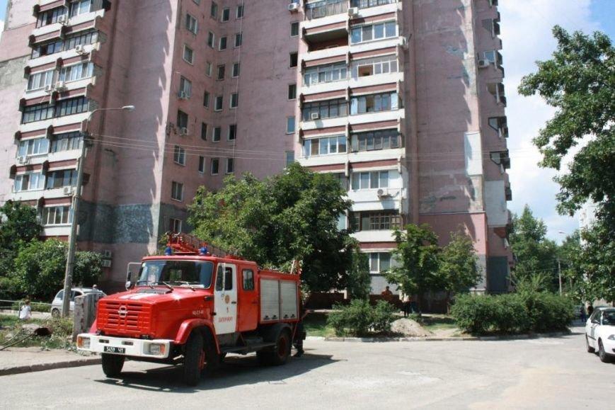 Пожар в лифте запорожской многоэтажки - трое детей попали в больницу (ФОТО, ВИДЕО) (фото) - фото 2