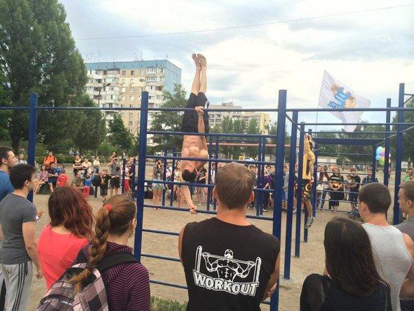 Жителей Днепродзержинска ждут на фестивале Street WorkOut, фото-3