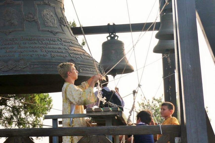 Севастополь с размахом отпраздновал 1000-летие памяти крестителя Руси (ФОТО, ВИДЕО), фото-5