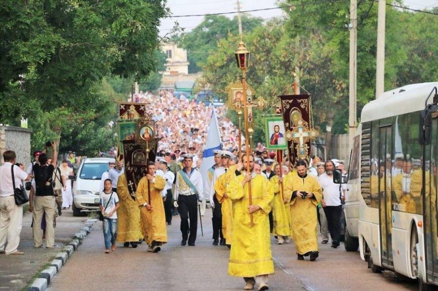 Севастополь с размахом отпраздновал 1000-летие памяти крестителя Руси (ФОТО, ВИДЕО), фото-2