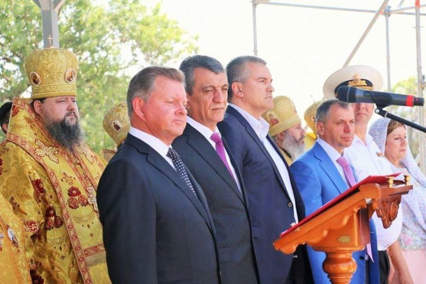 Севастополь с размахом отпраздновал 1000-летие памяти крестителя Руси (ФОТО, ВИДЕО), фото-10