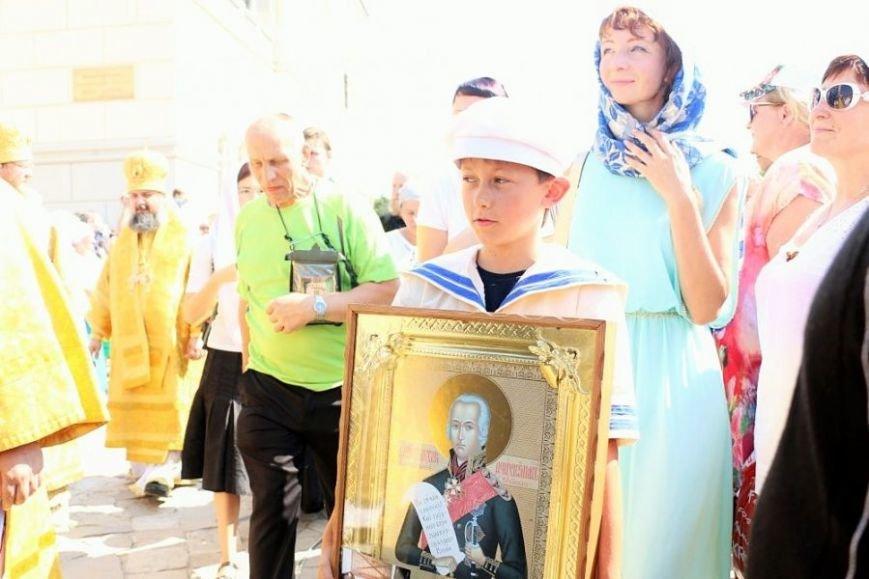 Севастополь с размахом отпраздновал 1000-летие памяти крестителя Руси (ФОТО, ВИДЕО), фото-3