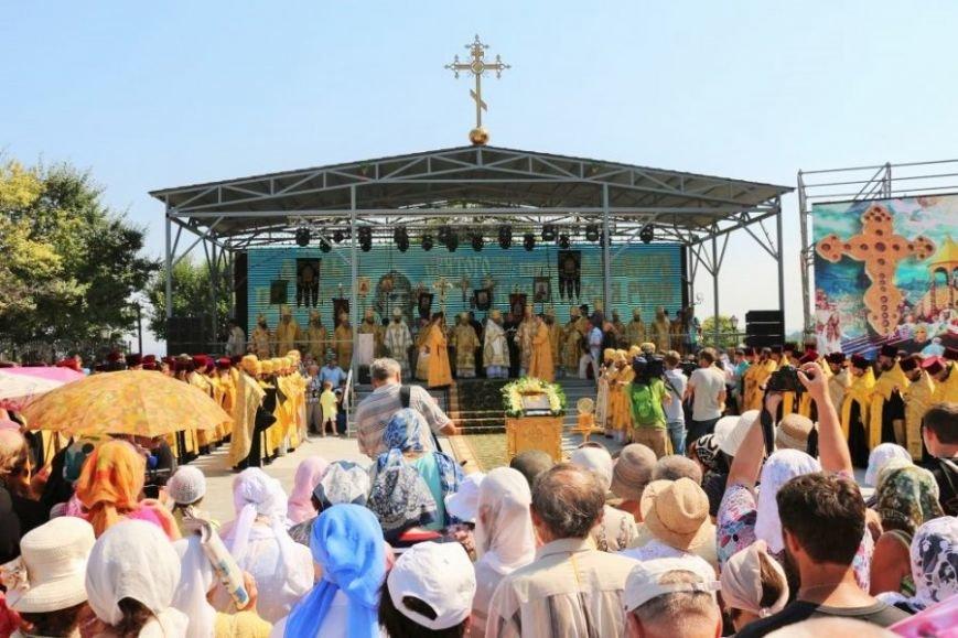 Севастополь с размахом отпраздновал 1000-летие памяти крестителя Руси (ФОТО, ВИДЕО), фото-8