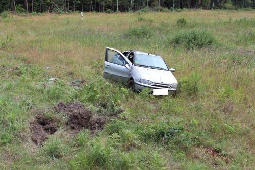 Под Гродно перевернулась машина с четырьмя малолетними детьми (фото) - фото 2