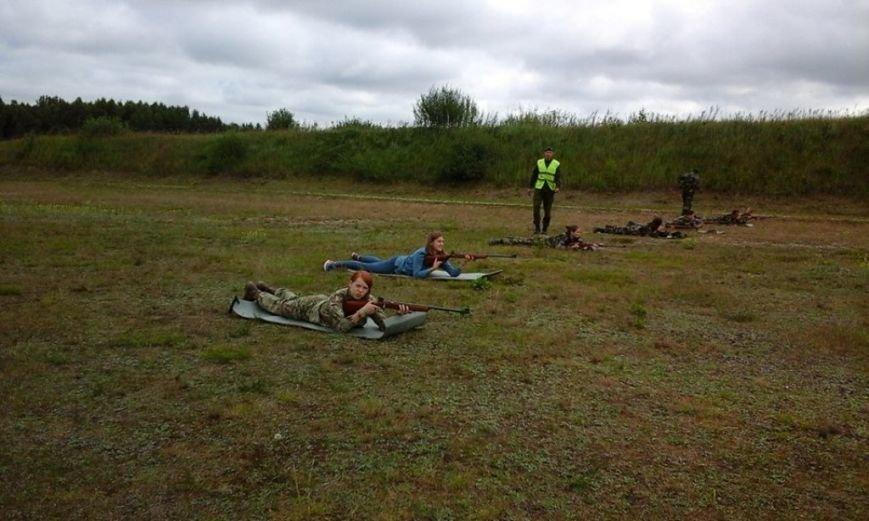 Діти учасників АТО з Полтавщини повернулися з литовського табору молодих стрільців (фото) - фото 3