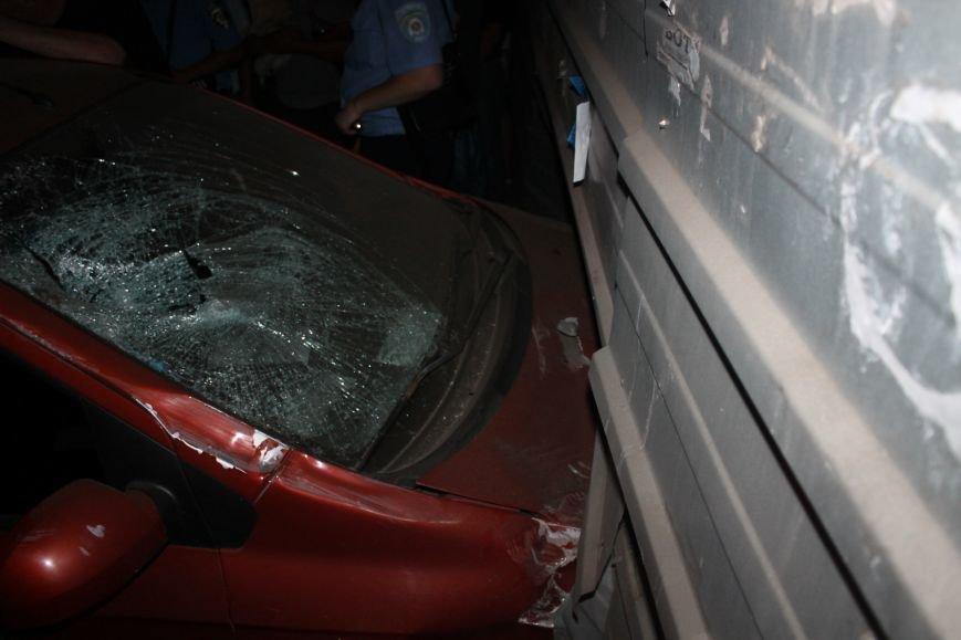 Смертельное ДТП в Кривом Роге: «Hyundai Getz»  на пешеходном переходе насмерть сбил мужчину (ФОТО 18+), фото-9