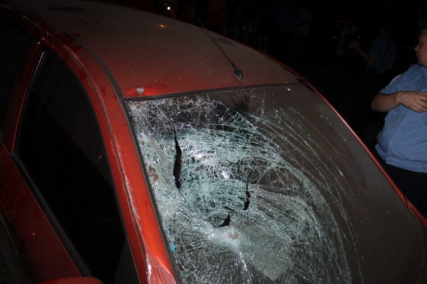 Смертельное ДТП в Кривом Роге: «Hyundai Getz»  на пешеходном переходе насмерть сбил мужчину (ФОТО 18+), фото-22