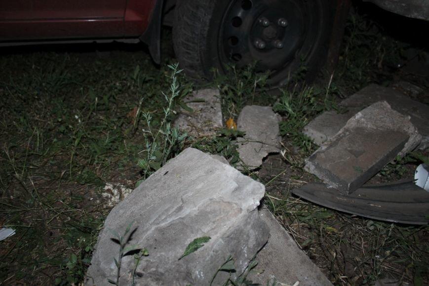 Смертельное ДТП в Кривом Роге: «Hyundai Getz»  на пешеходном переходе насмерть сбил мужчину (ФОТО 18+), фото-21
