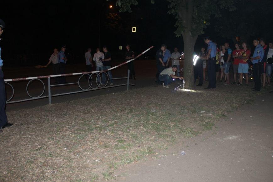 Смертельное ДТП в Кривом Роге: «Hyundai Getz»  на пешеходном переходе насмерть сбил мужчину (ФОТО 18+), фото-23