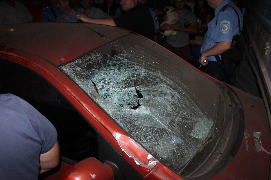 Смертельное ДТП в Кривом Роге: «Hyundai Getz»  на пешеходном переходе насмерть сбил мужчину (ФОТО 18+), фото-7