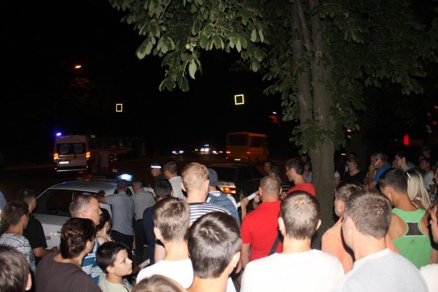 Смертельное ДТП в Кривом Роге: «Hyundai Getz»  на пешеходном переходе насмерть сбил мужчину (ФОТО 18+), фото-11