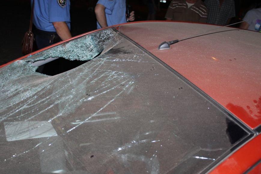 Смертельное ДТП в Кривом Роге: «Hyundai Getz»  на пешеходном переходе насмерть сбил мужчину (ФОТО 18+), фото-15