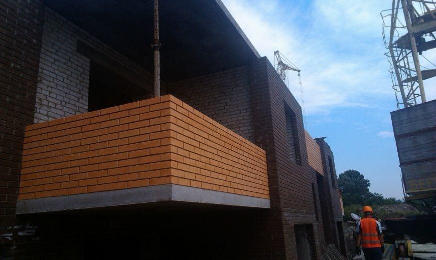 В Сумах началось строительство ЖК «Набережный Квартал» от украинской компании «NK Group» (фото) - фото 1