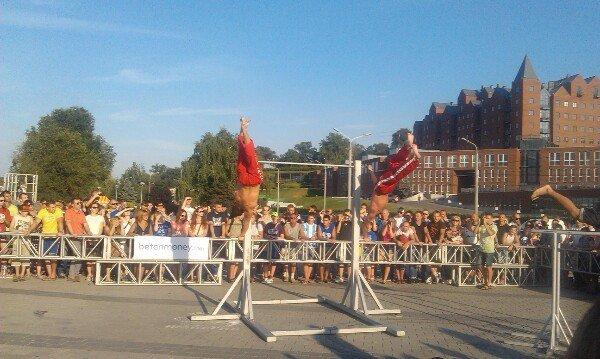 В Днепропетровске прошел чемпионат по Street Workout: как это было (ФОТО) (фото) - фото 3