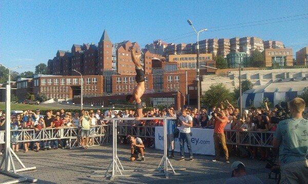 В Днепропетровске прошел чемпионат по Street Workout: как это было (ФОТО), фото-6