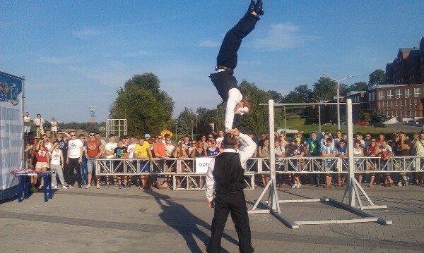 В Днепропетровске прошел чемпионат по Street Workout: как это было (ФОТО), фото-4