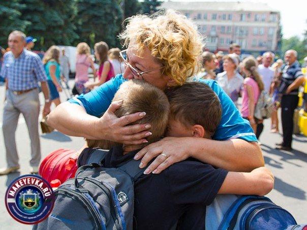 В Крыму хорошо, а дома лучше! Макеевская детвора вернулась с отдыха (фото) - фото 1
