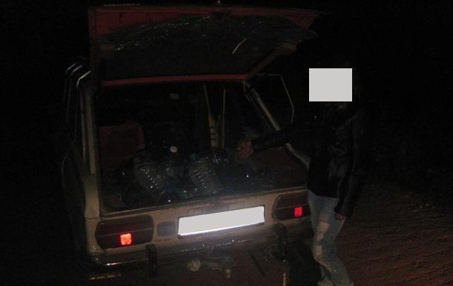 На кордоні Сумщини затримали контрабандне м'ясо та спирт, фото-3