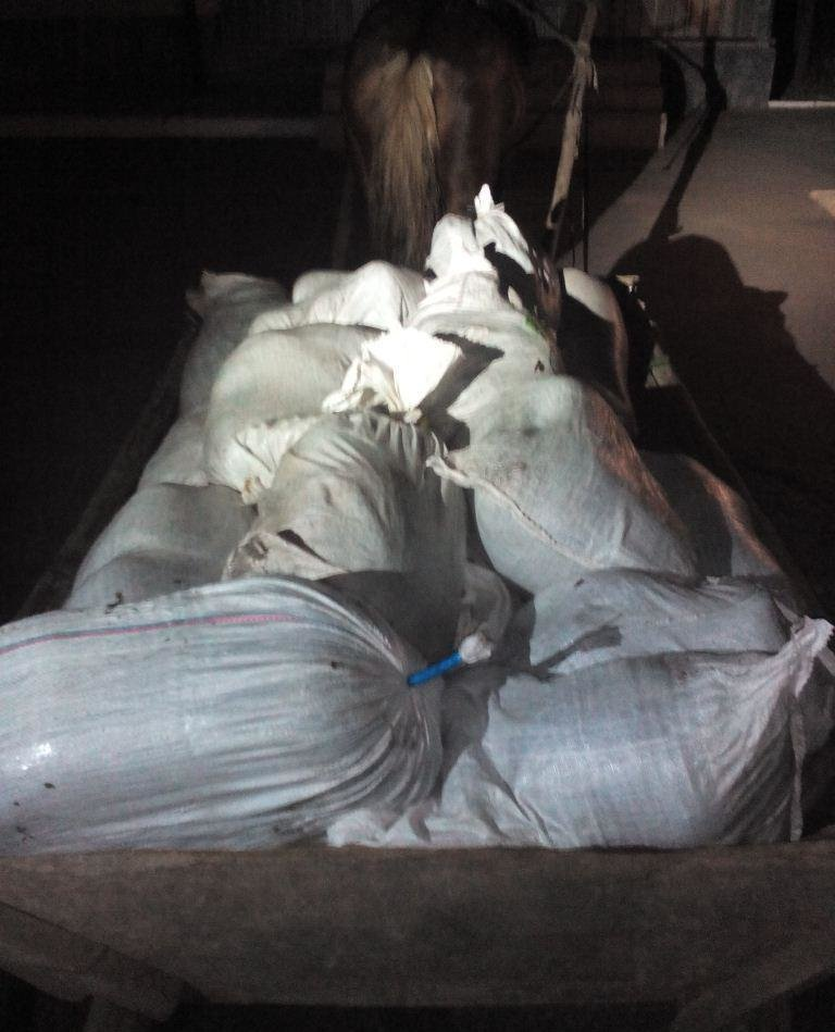 На кордоні Сумщини затримали контрабандне м'ясо та спирт, фото-2