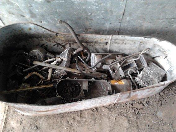 В Полтавской области группа вандалов осквернила более 300 могил (ФОТО) (фото) - фото 1