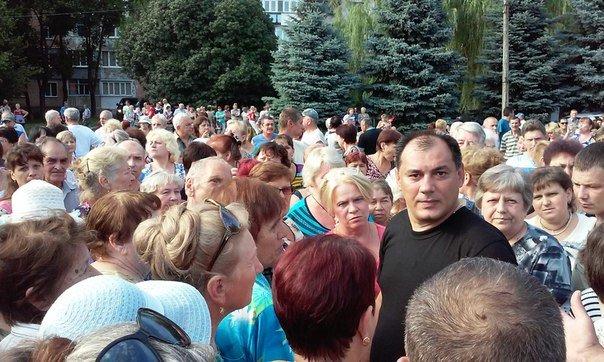Авдеевцам предложили написать письмо-обращение Президенту Украины (ФОТО) (фото) - фото 1