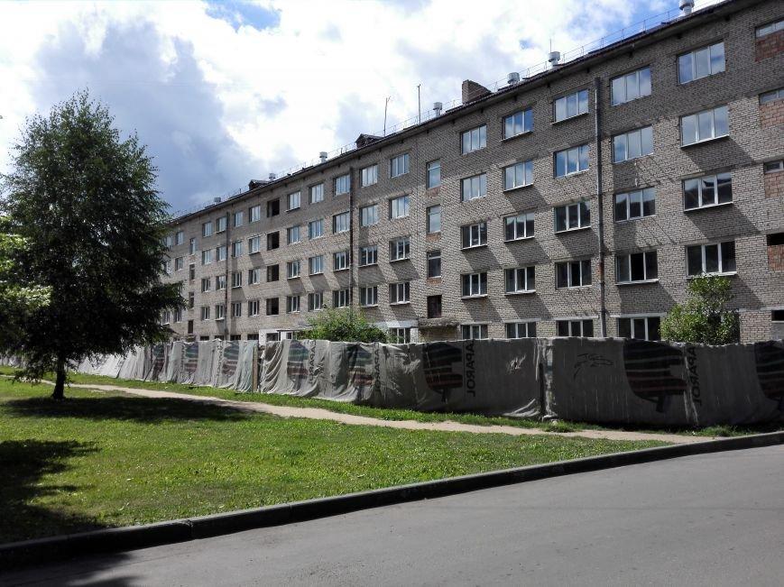 Ремонт нового общежития Полоцкого Государственного Университета, фото-2