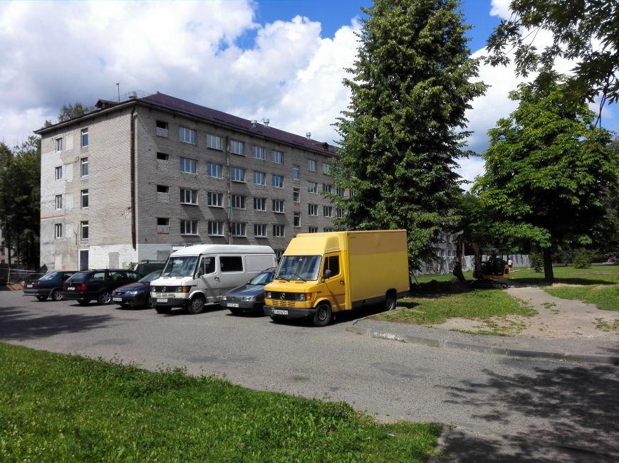 Ремонт нового общежития Полоцкого Государственного Университета, фото-1