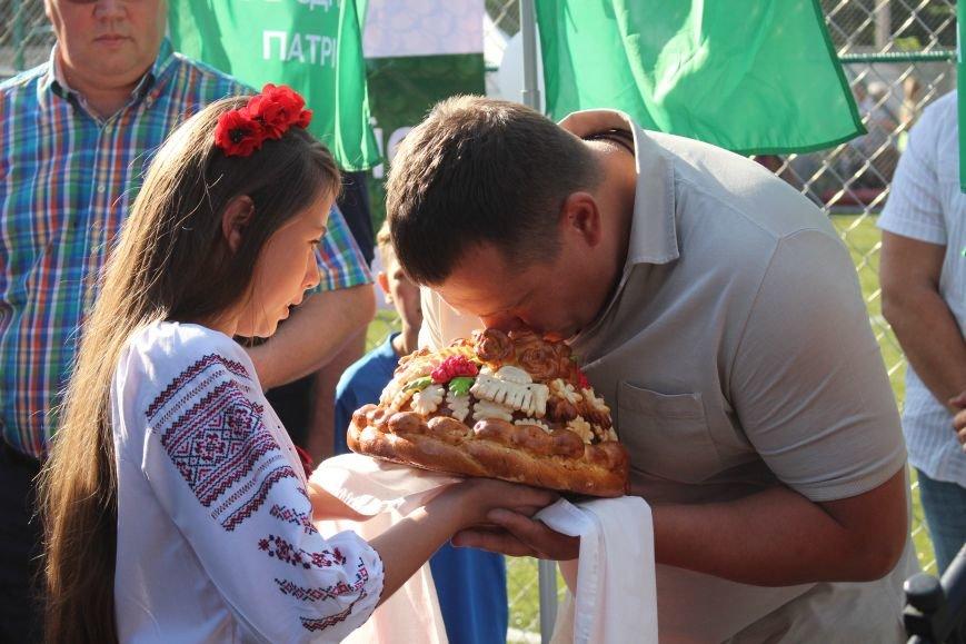 Филатов увековечил память Кучеревского новым стадионом, фото-2