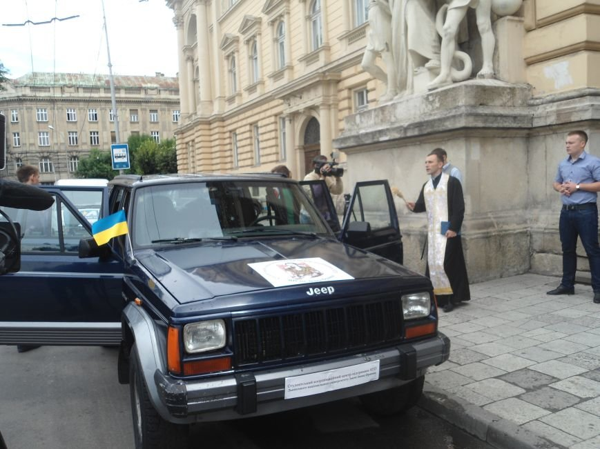 Львівські студенти зібрали більше 70 тис.грн. на закупівлю автомобіля для бійців (ФОТО) (фото) - фото 5