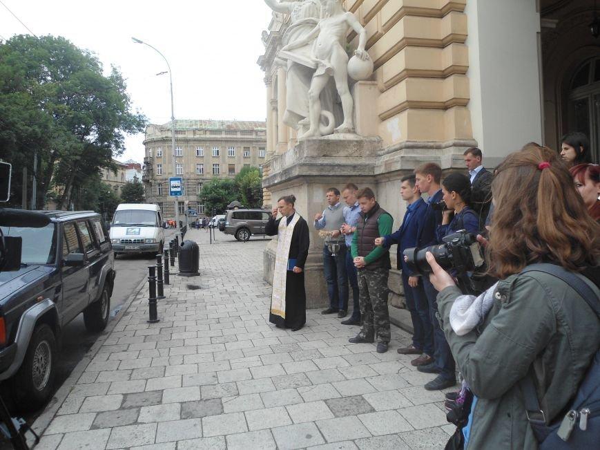 Львівські студенти зібрали більше 70 тис.грн. на закупівлю автомобіля для бійців (ФОТО) (фото) - фото 1