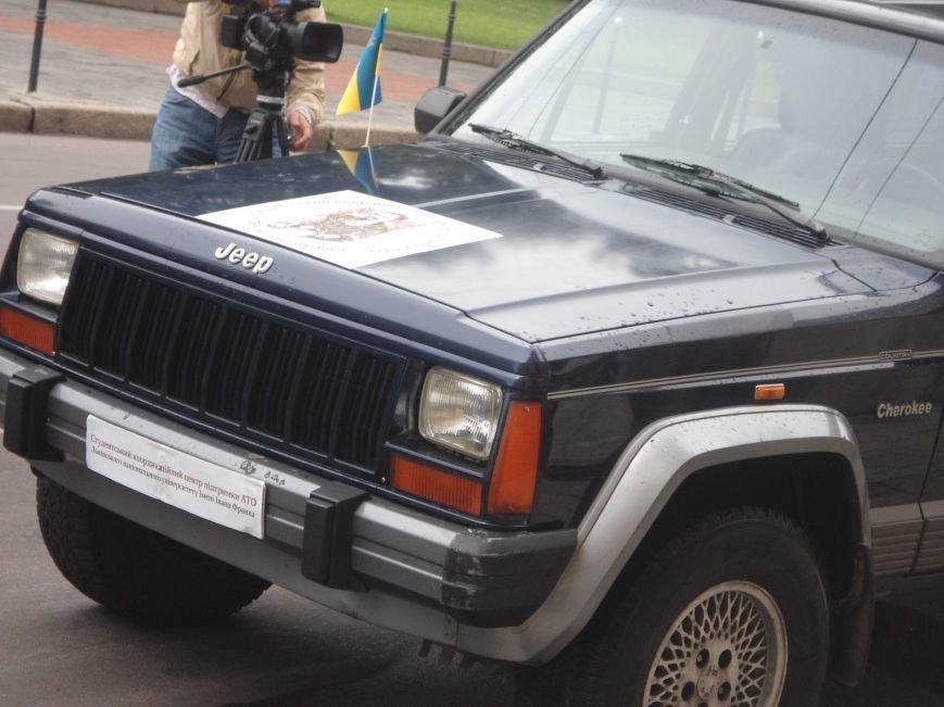 Львівські студенти зібрали більше 70 тис.грн. на закупівлю автомобіля для бійців (ФОТО) (фото) - фото 4