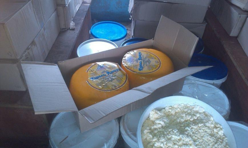 На Сумщине задержали около полтонны молочных продуктов (ФОТО), фото-2