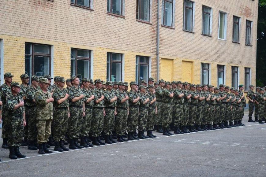 В Сумах мобилизованные пограничники присягнули на верность украинскому народу (ФОТО), фото-6