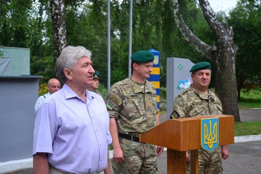 В Сумах мобилизованные пограничники присягнули на верность украинскому народу (ФОТО), фото-3