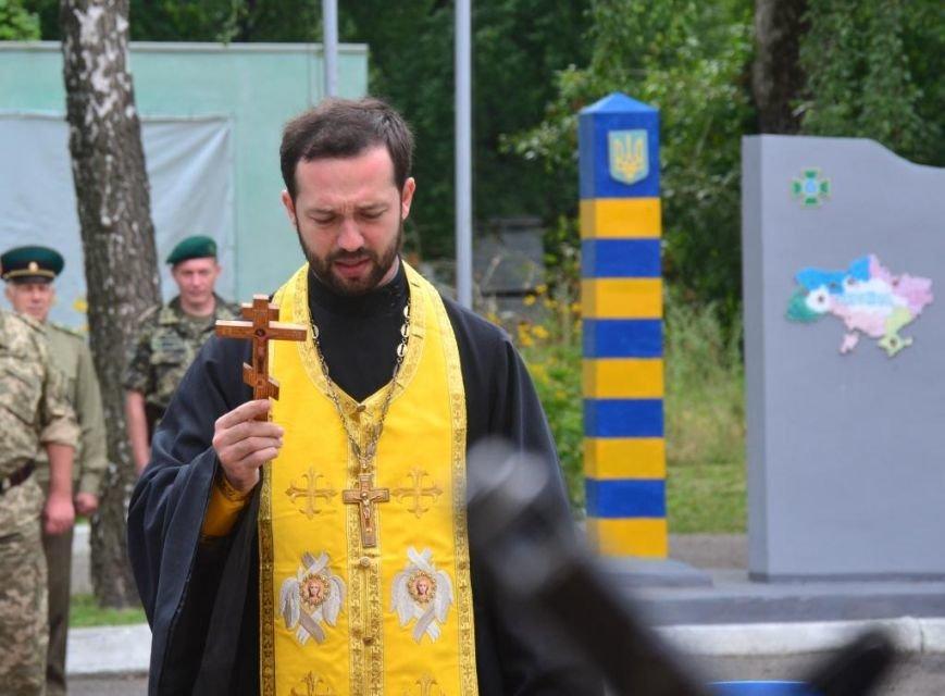В Сумах мобилизованные пограничники присягнули на верность украинскому народу (ФОТО), фото-5