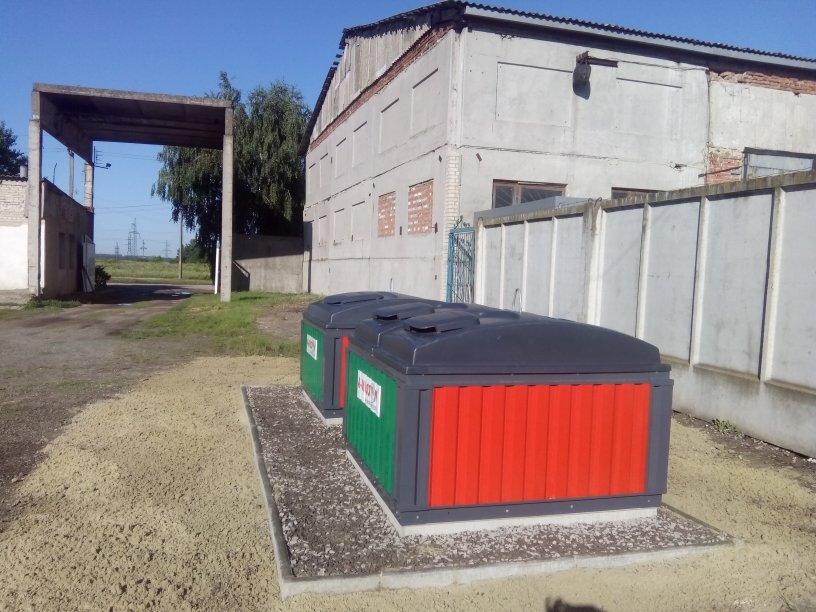 ООО «А-МУССОН» внедряет в своей деятельности систему подземного сбора мусора (фото) - фото 1