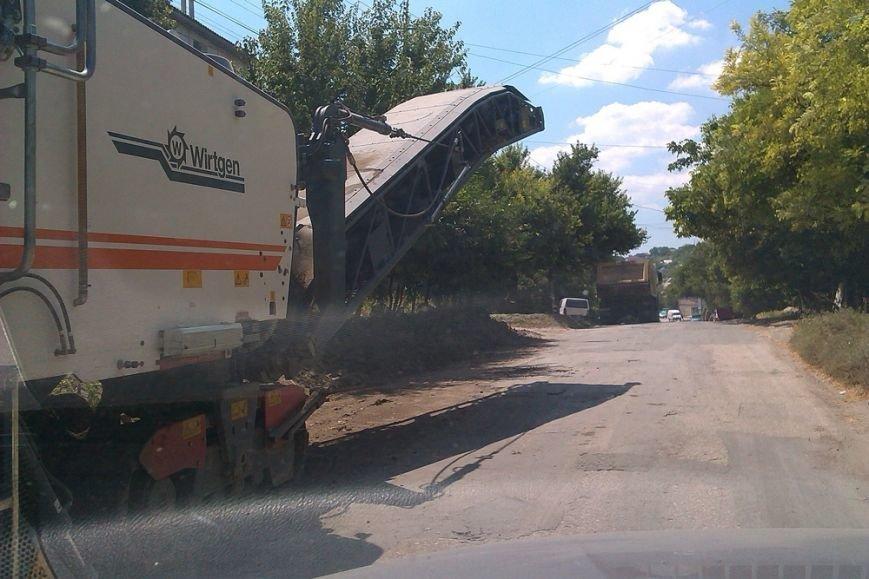 В Симферополе перекрыли для транспорта улицу Леси Украинки (ФОТО) (фото) - фото 4