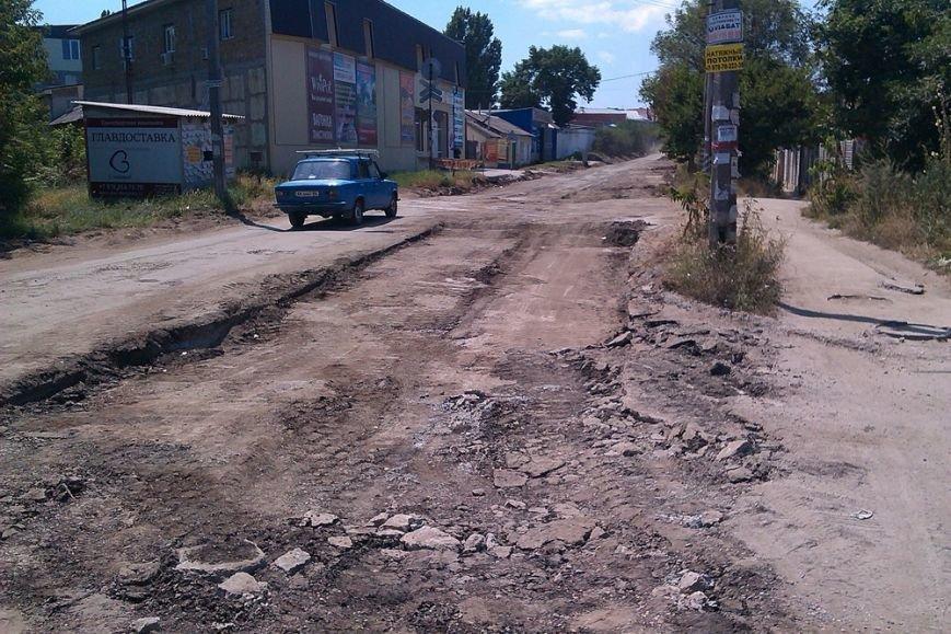 В Симферополе перекрыли для транспорта улицу Леси Украинки (ФОТО) (фото) - фото 3