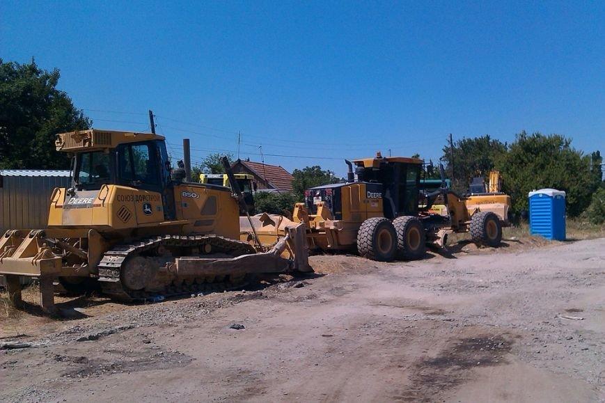 В Симферополе перекрыли для транспорта улицу Леси Украинки (ФОТО) (фото) - фото 2