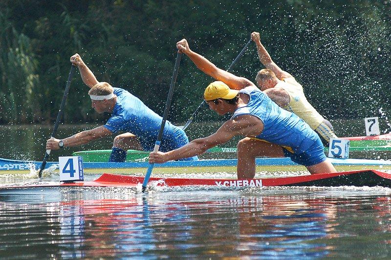 Днепропетровск примет чемпионат Украины по гребле на байдарках и каноэ (фото) - фото 1