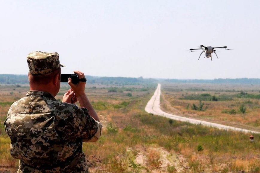 Беспилотники прошли испытания в Черниговской области, фото-2