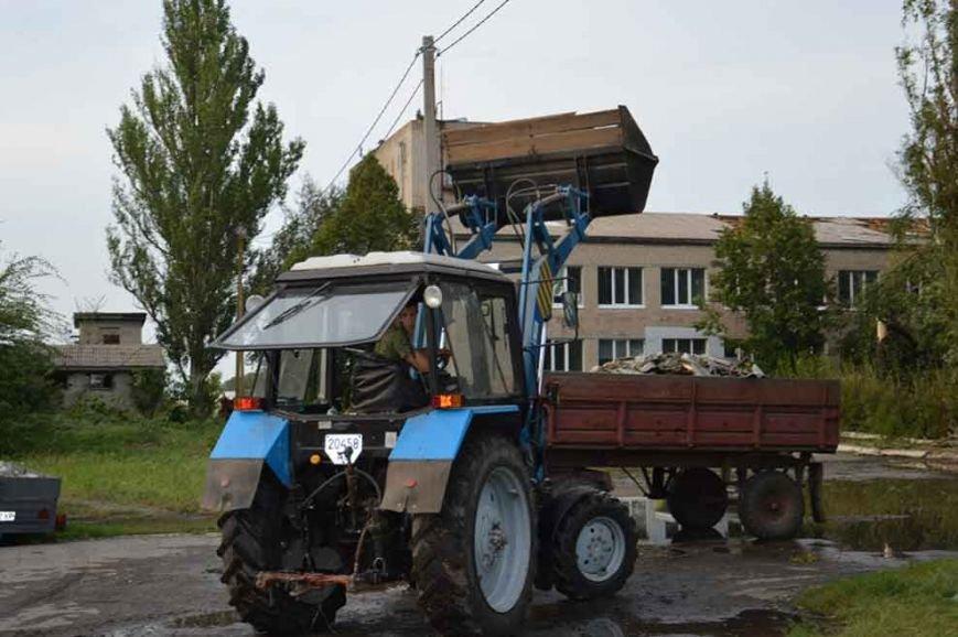 На Днепропетровщине продолжается ликвидация последствий непогоды (ФОТО) (фото) - фото 2