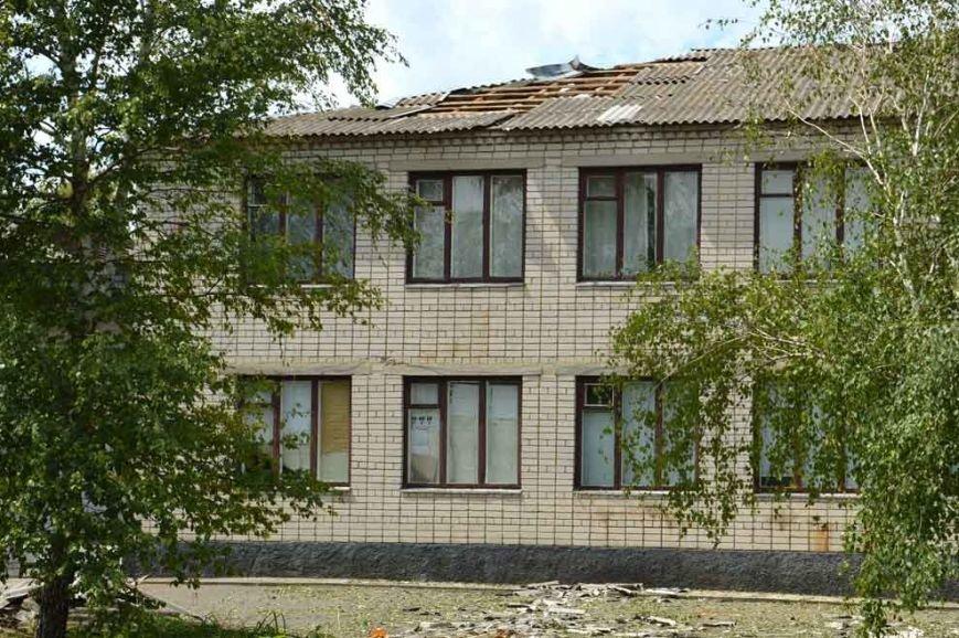 На Днепропетровщине продолжается ликвидация последствий непогоды (ФОТО) (фото) - фото 1
