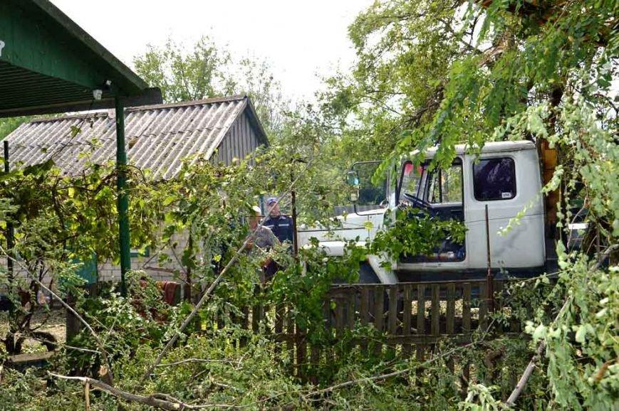 На Днепропетровщине продолжается ликвидация последствий непогоды (ФОТО) (фото) - фото 3
