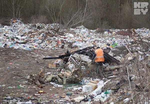 Жители Лидского района: возле наших домов строят мусорный полигон (фото) - фото 3